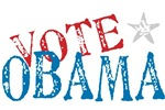 Vote 2008 Barack Obama Political T-shirts Gifts