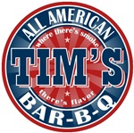 Tim's All American Bar-b-q T-shirts Gifts