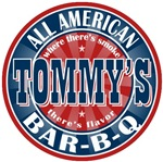 Tommy's All American Bar-b-q T-shirts Gifts