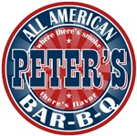 Peter's All American Bar-b-q T-shirts Gifts