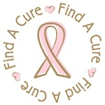 Breast Cancer Find A Cure T-shirts Gifts