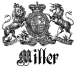 Miller Vintage Family Crest Tees Gifts