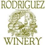 Rodriguez Vintage Family Name Winery Tees Gifts