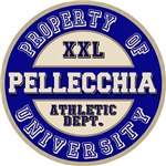 Pellecchia University Athletic Dept Tees Gifts