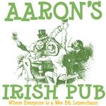 Aaron's Vintage Irish Pub Tees Gifts