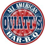 Oviatt's Barbeque Personalized Tees Gifts