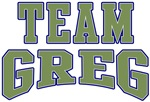 Team Greg Tee Shirts and gifts