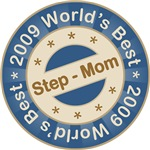 World's Best Step-Mom 2009 Tees Gifts