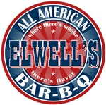 Elwell's All American BBQ Tees Gifts