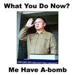 Kim Jong Il - What you do now?