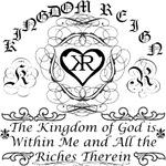 Women's Kingdom Reign #3 Black
