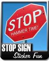Stop Sign Fun