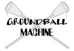 Lacrosse Groundball Machine