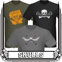 Lacrosse Skulls