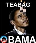 Teabag Obama