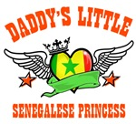 Daddy's Little Senegalese Princess