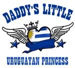 Daddy's Little Uruguayan Princess