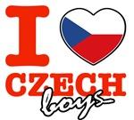 I love Czech boys