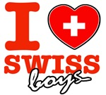 I love Swiss boys