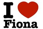 I love Fiona