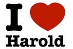 I love Harold