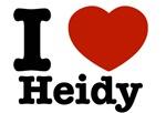 I love Heidy