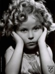 Shirley Temple Pout