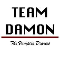 TEAM DAMON: THE VAMPIRE DIARIES