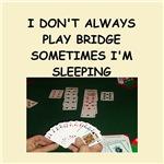 a funny duplicate bridge joke on gifts and t-shirt