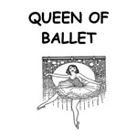 a funny ballet joke on gifts and t-shirts.