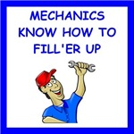 a funny mechanic joke on gifts and t-shirts.