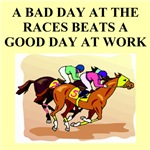 horse racing gifts and t-shirts
