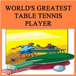 world's greatest table tennis player gifts t-shirt