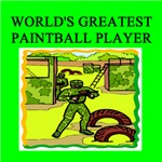 world's greatest paintball gifts player t-shirts
