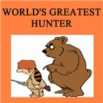 world's greatest hunter gifts t-shirts
