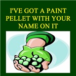 funny paintball joke gifts apparel