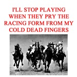 thoroghbred racing joke