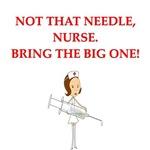 funny nurse's joke