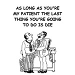 funny doctor joke gifts t-shirts