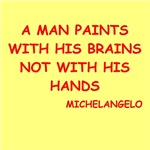 michaelangelo quotes