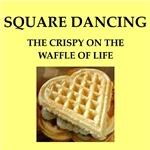 square danciing