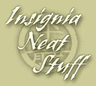 ~ Insignia Neat Stuff ~