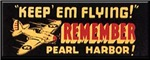 Patriotic-Pearl Harbor