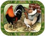 Barnyard Game Fowl