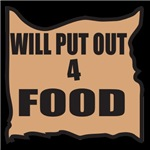 Will Put Out 4 Food