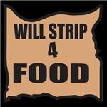 Will Strip 4 Food