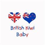 British Kiwi Baby