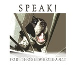 Speak! out  (multiple designs)