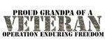 Proud Grandparent of a Veteran