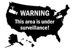 USA Under Surveillance Shirts